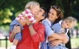 Здоровье детей зависит от уровня любви родителей!