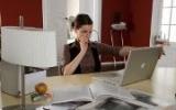 Как защитить глаза при работе за компьютером?