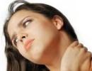 Болит шея сзади что делать?