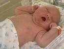 Рекорд – родился мальчик с весом почти в 7 кило!