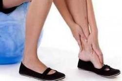 Очень болит нога внутри, что делать?
