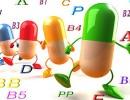 Прием витаминов бесполезен